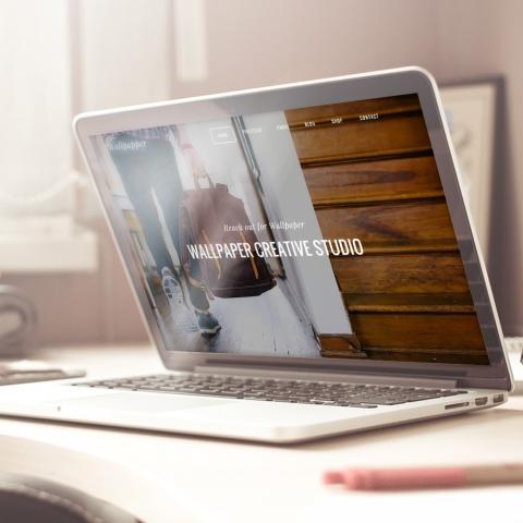 Sito Web WordPress Wallpaper