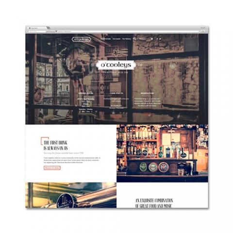 Esempio Sito Web Ristorante Pub